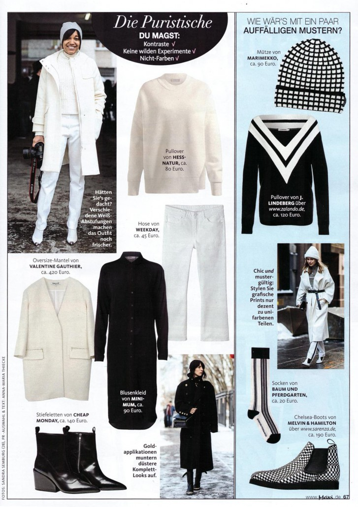 Clippings January 2016 Minimum - Deluxe Distribution | Fashion ...